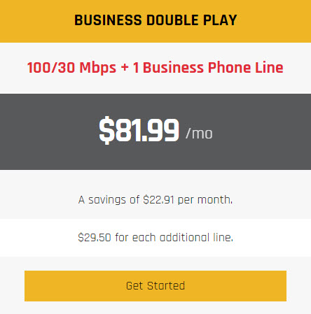 Business double bundle