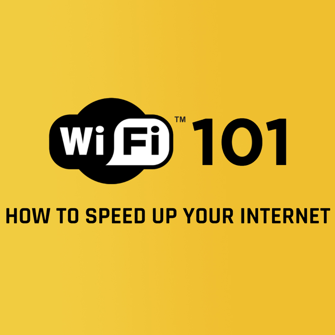 WiFi step-by-step guide